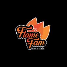 Разработка логотипа для танцевального коллектива