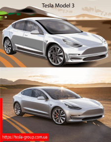 Тесла Модель3