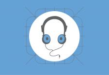 Icon of Headphones