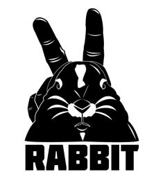 """Логотип """"RABBIT"""""""
