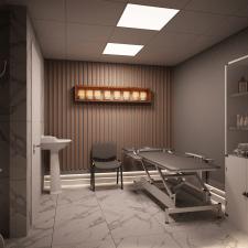 Дизайн массажного кабинета