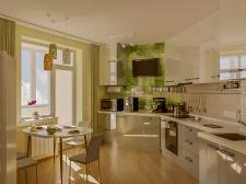 Дизайн и реконструкция кухни.
