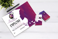 Логотип, сертификат, визитка
