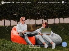 Интернет магазин кресел Poparada