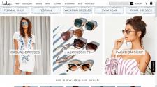 Сайт для модельного агенства