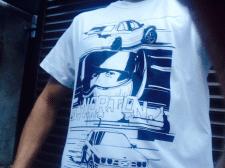 готовая футболка norton