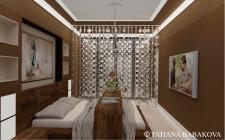 Дизайн проект квартира ЖК Министерский  03