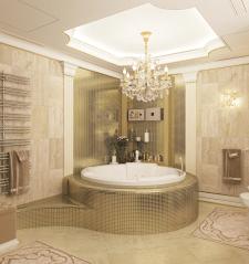 Ванная комната ардеко