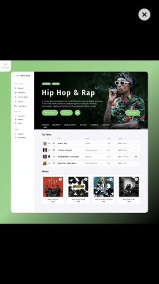 MusicCloud ⎮Online Music Streaming Service⎮BM Desi