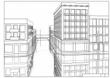 Построение архитектуры в перспективе