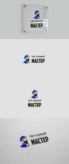 Логотип + персонаж