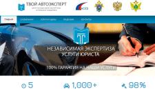 Контекстная реклама «Независимая экспертиза авто»