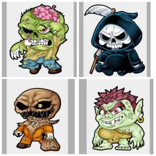 Создание персонажей. 3 часть.