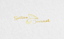 Логотип для интернет-портала Sattva Journal