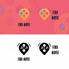 Find Movie Logo