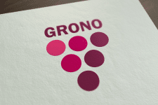 """Логотип для """"Grono"""""""