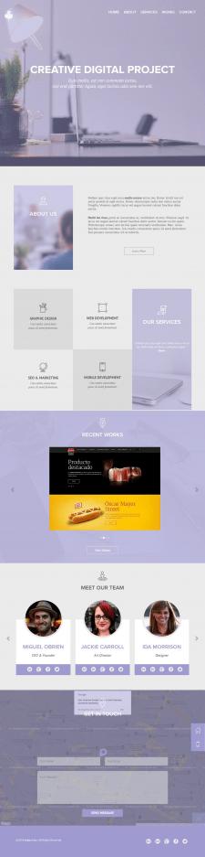 Сreative digital project