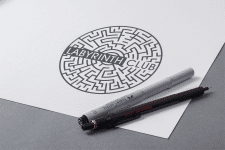 логотип для Labyrinth