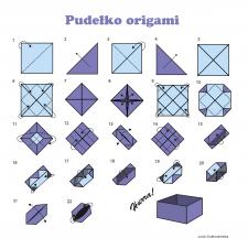 Инфографика_оригами