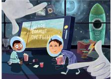 Любимая традиция наших космонавтов