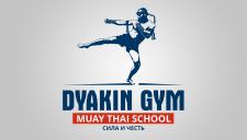 Логотип для школы боевых искусств