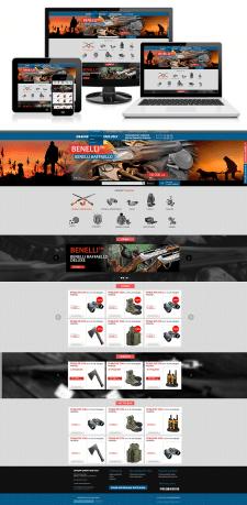 дизайн сайта, создание дизайна