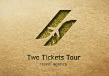 Дизайн логотипа турагентства