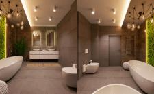 Дизайн ванны в г.Львов