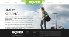 Разработка логотипа и фирменного стиля ТМ ROVER