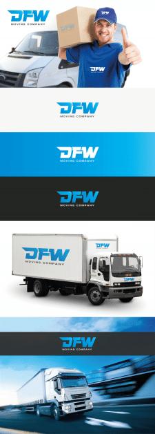 Логотип для компании по перевозке