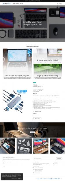 Интернет-магазин IDriveTech