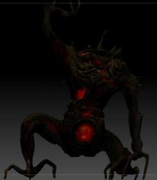 Древо-монстр