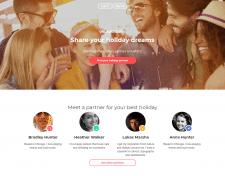 Partners landing-page (short)