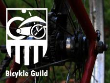 Логотип для велосипедной компании