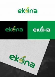 логотип для торговой компании Экона