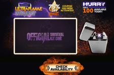 UltraFlame Tactical Lighter