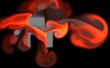 Интерактивная система моделирования течений