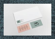 Лого + Фир стиль для бренда одежды Я'Э, Киев