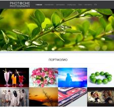 сайт фотографа photoche.com.ua