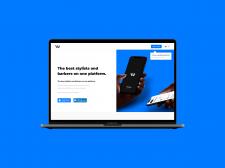 Дизайн веб-сайтов - презентационное приложение Mac