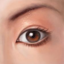 иллюстрация глаз