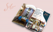 Разработка страницы журнала
