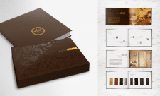 Концепт каталога для мебельной мастерской МБХЛ