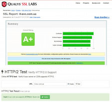 HTTP/2 && HTTPS