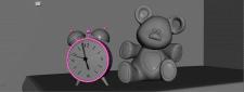 Мишка и часі