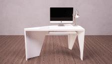 Визуализация офисного стола