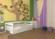 Детские кроватки, взрослые кровати. Моделирование