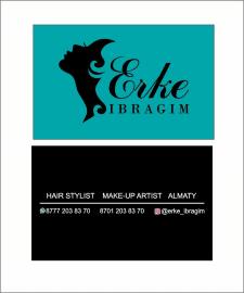 Визитка, Логотип