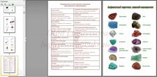 Каталог самоцветных камней (84стр)