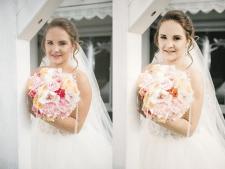 Обработка и цветокоррекция фото